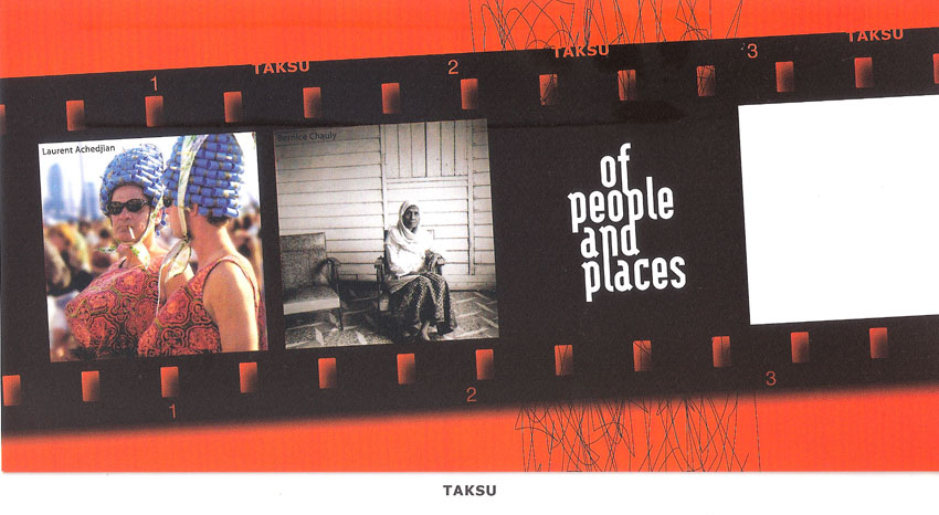 of people and places - taksu